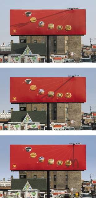 Mc Donalds Ads  11