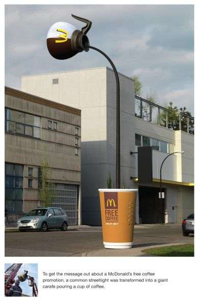 Mc Donalds Ads  12