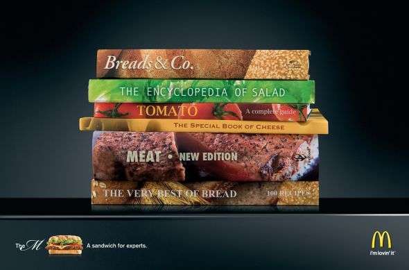 Mc Donalds Ads  13
