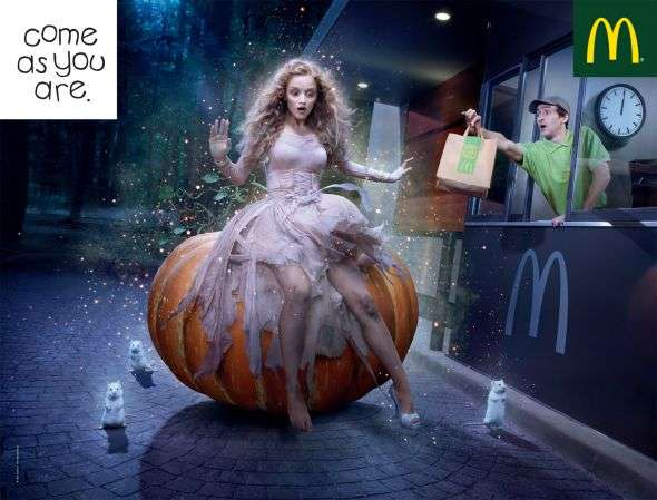 Mc Donalds Ads  8
