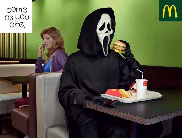 Mc Donalds Ads  9