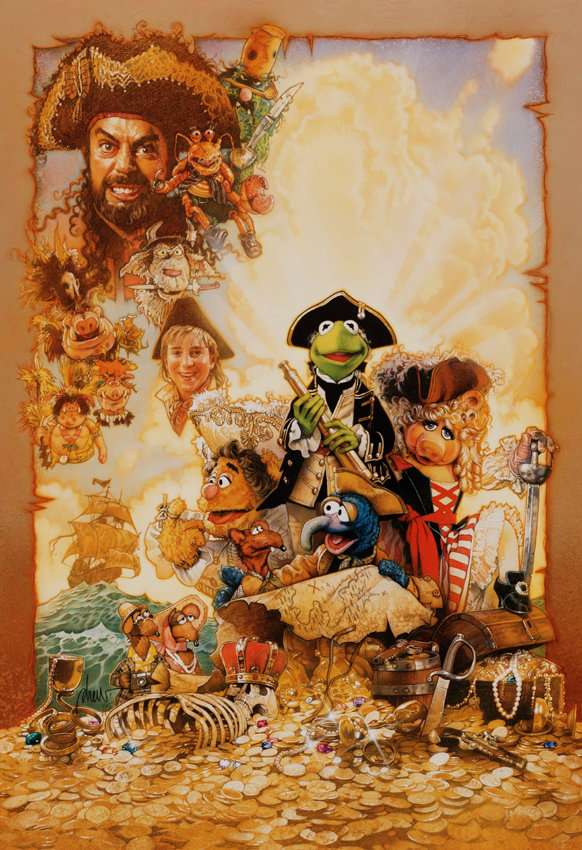 Muppet Pirate