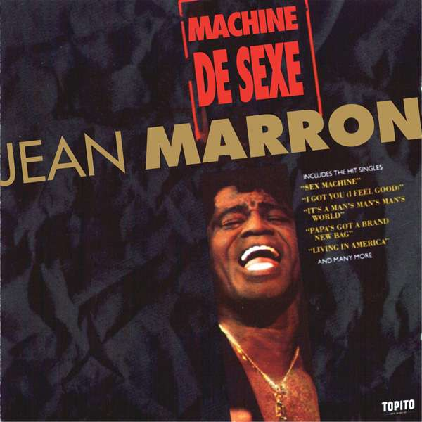 Jean Marron Machine Sexe