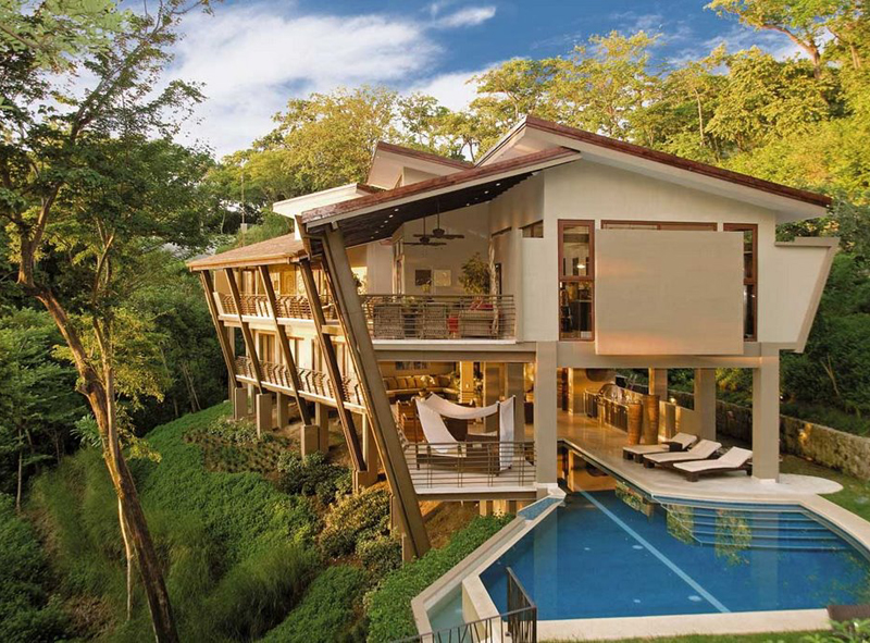 Beautiful Home In Costa Rica Jungle