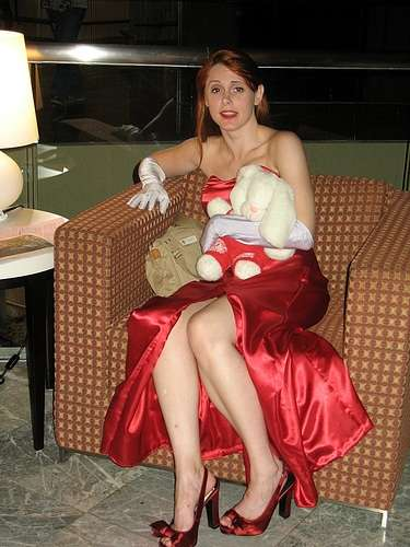 Cosplay Jessica Rabbit  11