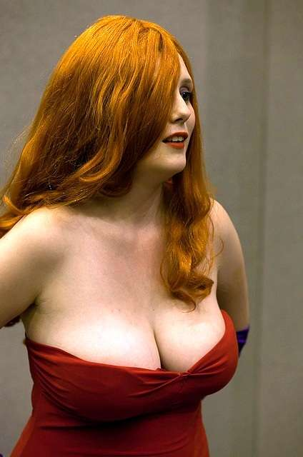 Cosplay Jessica Rabbit  13