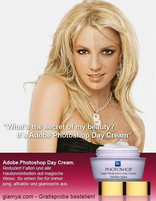 Photoshop Britney Spears