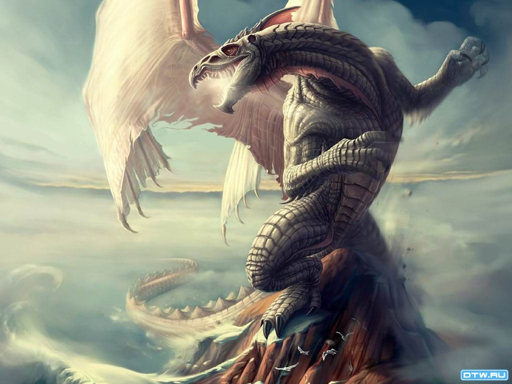 Images heroic fantasy ou futuriste Dragon-wallpaper%20(2)