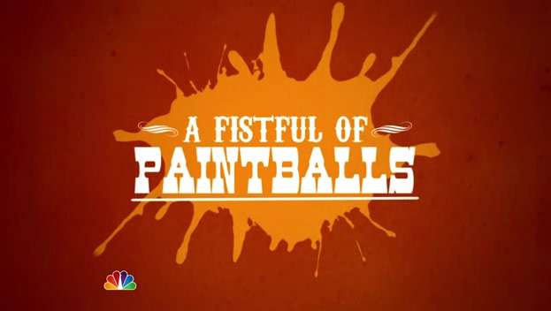 Fistfull Paintball