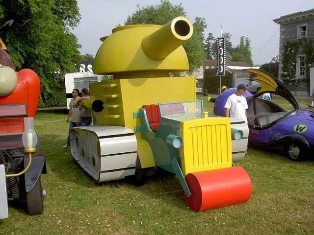 Wacky Races   Army Surplus Special