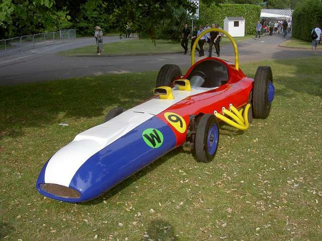 Wacky Races   Turbo Terriffic