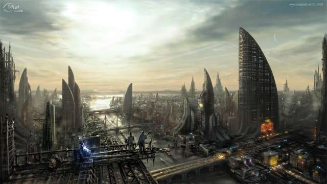 Concept  Irontown By I NetGraFX