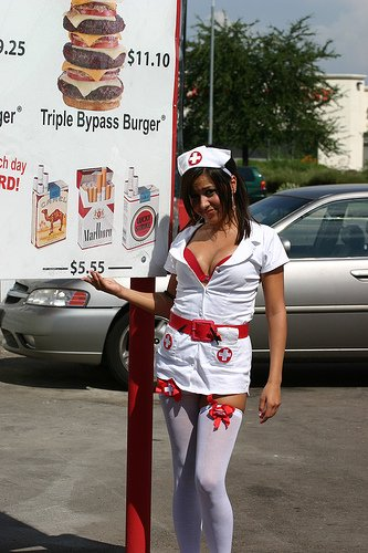 vortex heart attack burger. images hair Heart Attack Grill