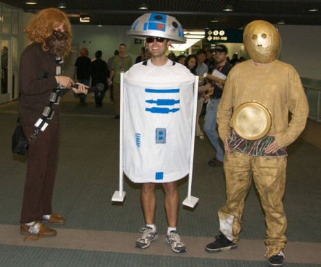 pire cosplay starwars
