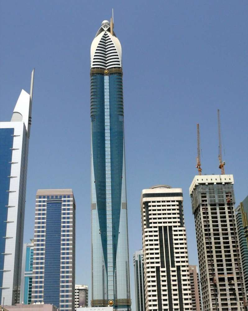 Rose Rotana Tower On 14 September 2007 Pict 2