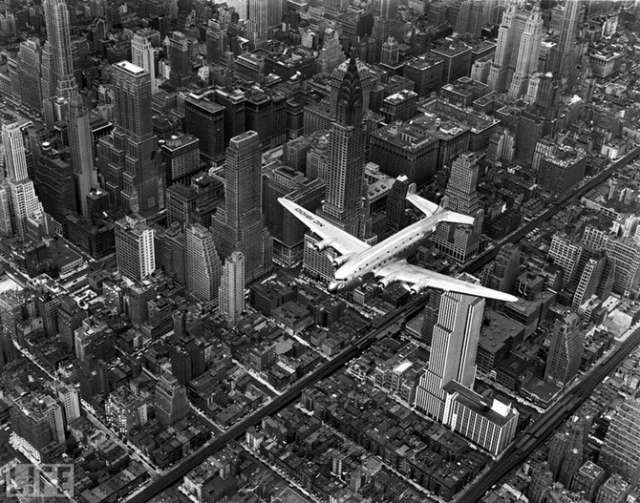 Avion Manhattan