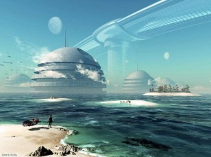 photos Paysages de science-fiction