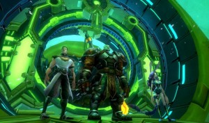 photos WildStar, le Trailer