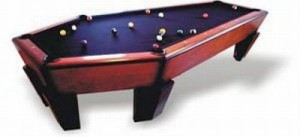 photos Des tables de billard originales
