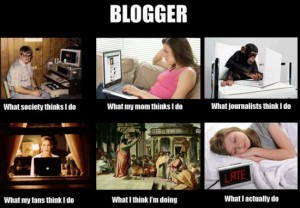 photos Les blogueurs - What I Actually Do