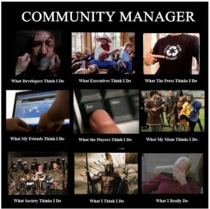 photos Les Community Managers - What I Actually Do