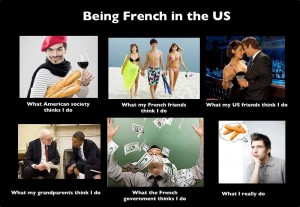 photos Les français aux US - What I Actually Do