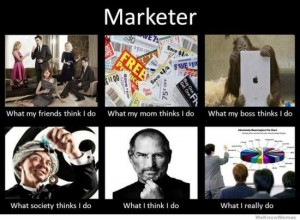 photos Les marketeurs - What I Actually Do