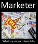 Les marketeurs – What I Actually Do