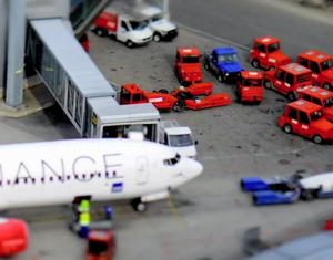 photos Tilt-Shift vidéo : promotion d'Oslo