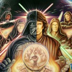 Superbes illustrations sur StarWars