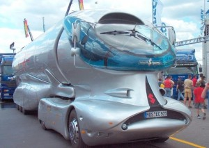 photos Le camping-car du futur