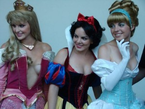 photos Les Cosplays sexy de Disney