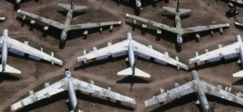 B52 BOMBERS CEMETERY IN ARIZONA + ARCHIVES