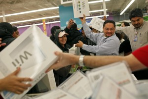 photos Black Friday : poussez pas !