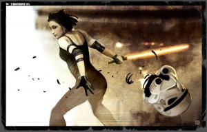 photos Starwars Arts
