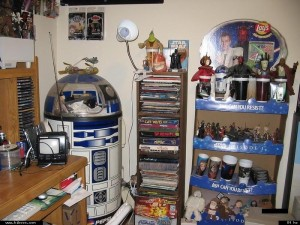 photos Collectionneur de Starwars