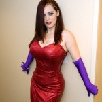 Cosplay de Jessica rabbit