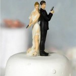photos Des figurines de mariage originales