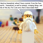 La Bible en Lego