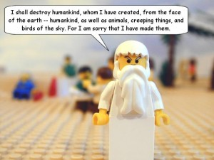 photos La Bible en Lego