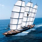 Le Maltese Falcon Yatch