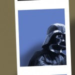 photos Darth Vader se prend en photo