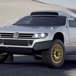 photos Volkswagen Race Touareg 3 Qatar Concept