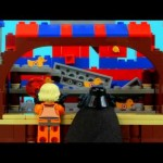 Darth Vader et Luke Skywalker se rconcilient pour Lego