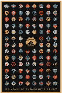 photos 100 ans de films Paramount en 1 image