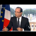 L'interview de Hollande démontée