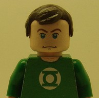 photos The Big Bang Theory en Lego