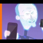 Iphone 5 : résurrection de Steve Jobs