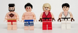 photos Lego Street Fighter