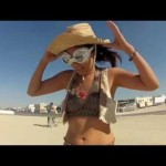 Hula Cam au Burning Man 2012